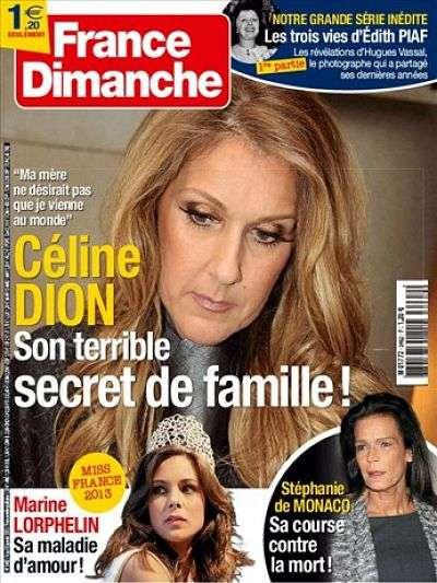 France Dimanche N°3462 du 04 au 10 Janvier 2013