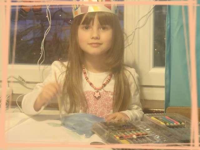 Une princesse qui peint