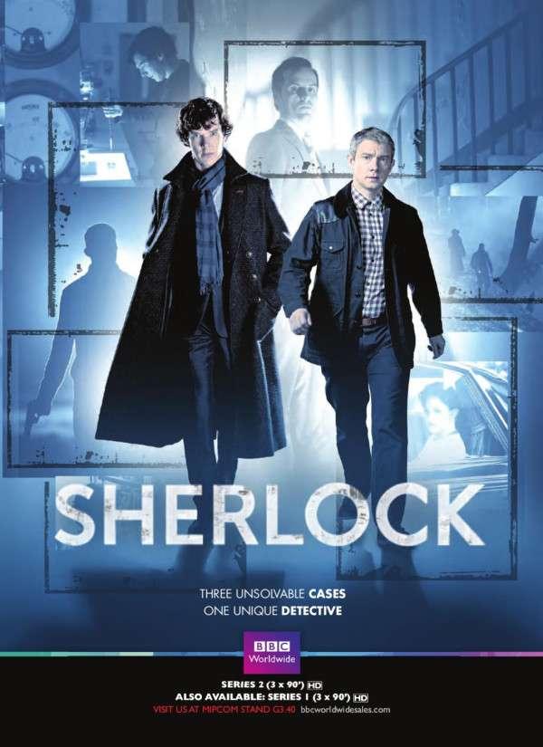 Sherlock 2º temporada en castellano