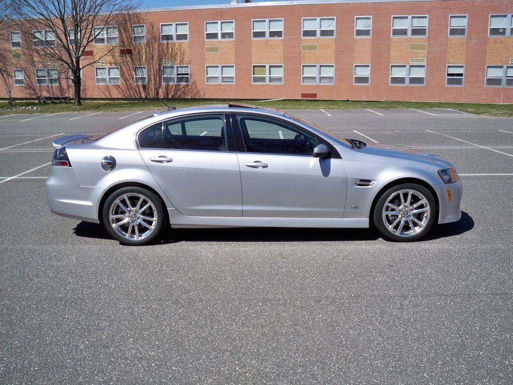 Chevy Ss Wheels On My G8 Pontiac G8 Forum G8 Forums