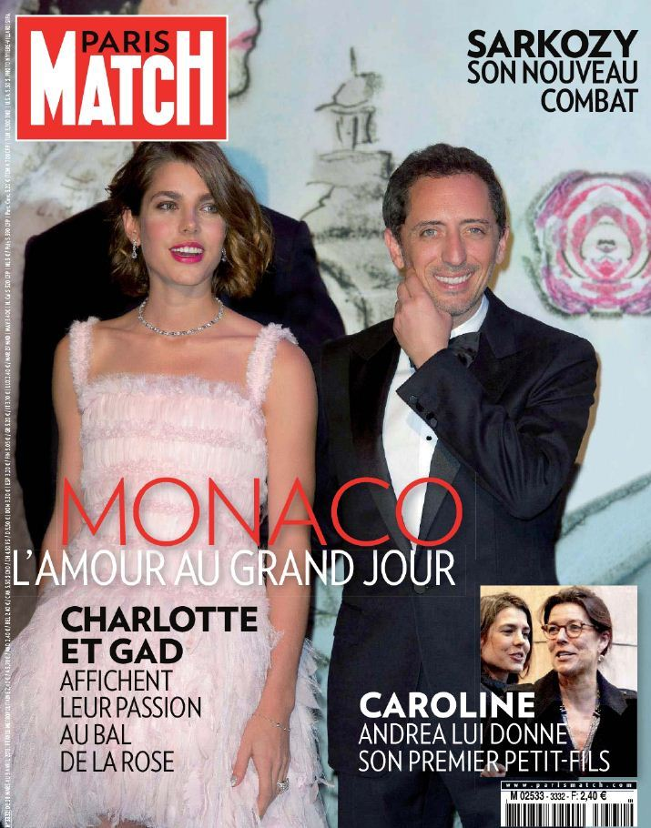 Paris Match N°3332 du 28 Mars au 3 Avril 2013