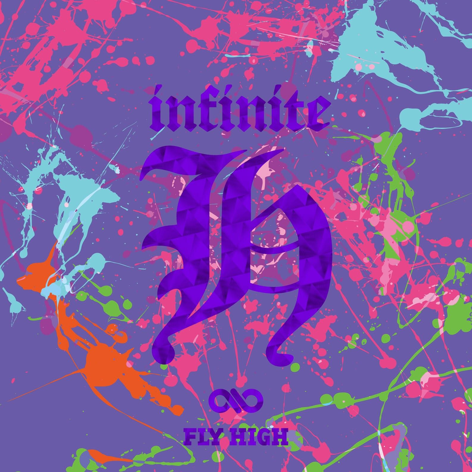 [Mini Album] Infinite H   Fly High