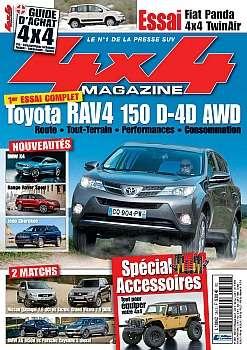 4x4 magazine - Mai 2013