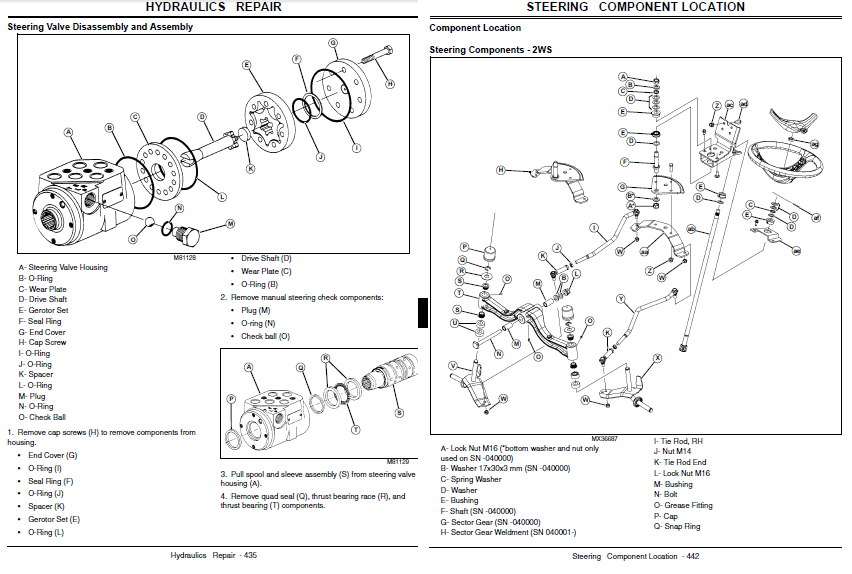 john deere x360 parts list and diagram john deere lawn