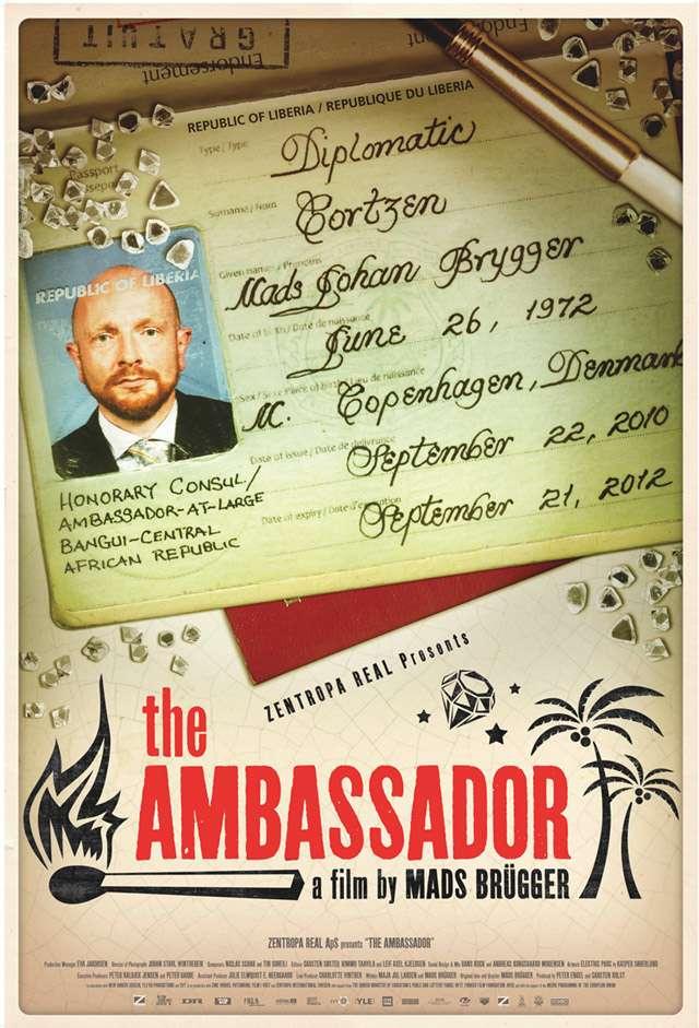 petheambassadormadsbrug Mads Brügger   The Ambassador (2011)