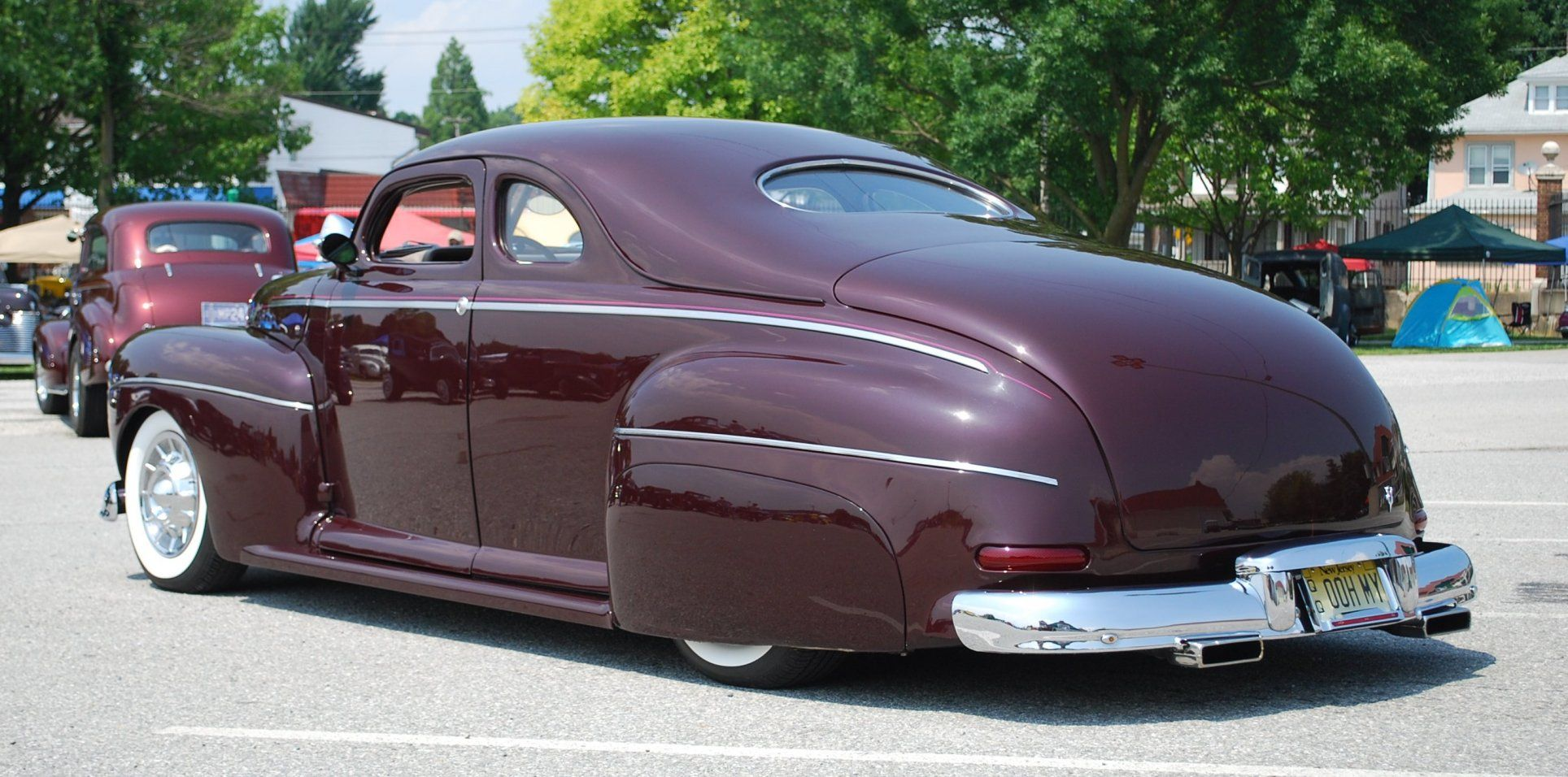 Ford coupe custom 1941