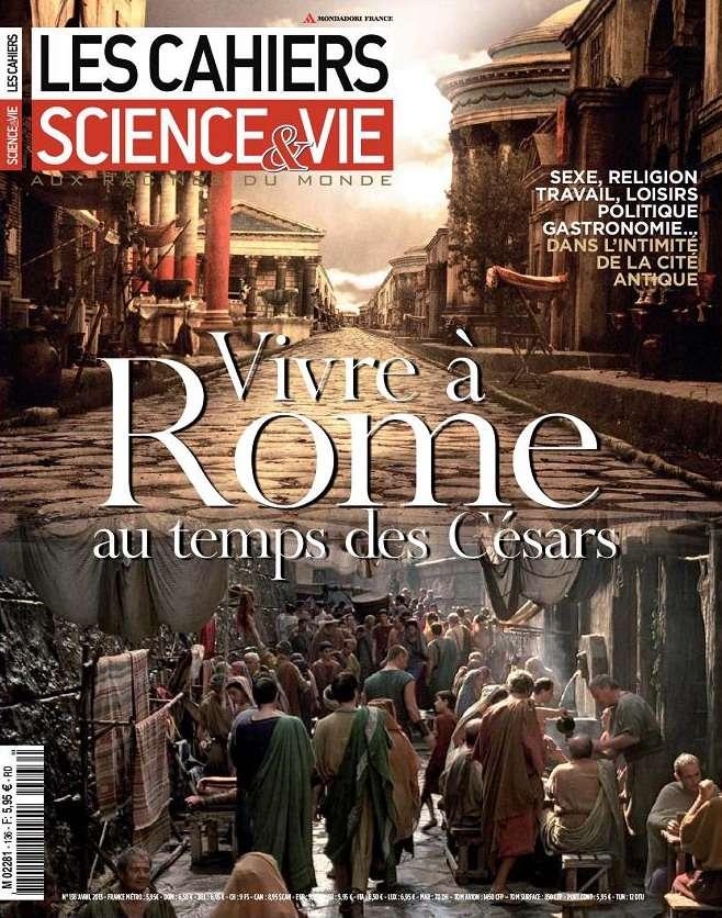 Les Cahiers de Science & Vie N°136 Avril 2013
