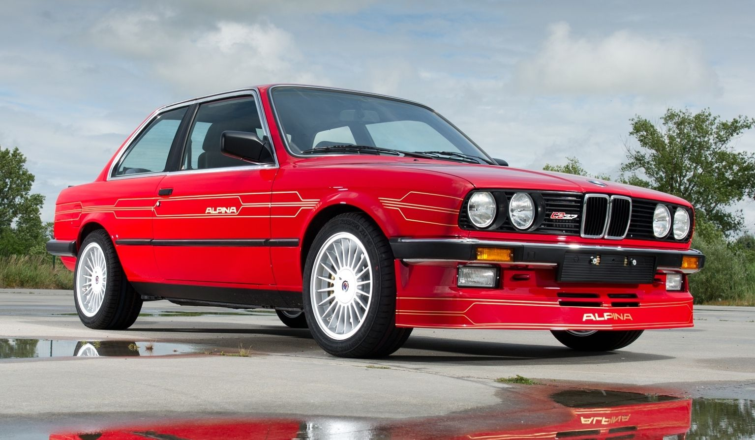 Bmw E30 Alpina Images