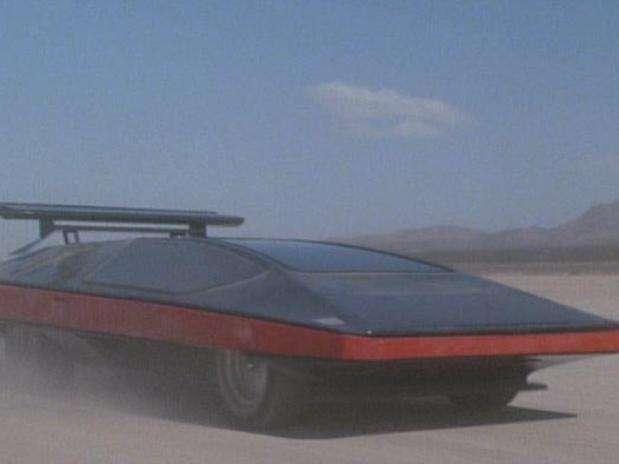 get3o - Así iban a ser los coches del futuro, según la ciencia-ficción