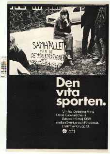 aba2186 Various   Den vita sporten AKA The White Match (1968)